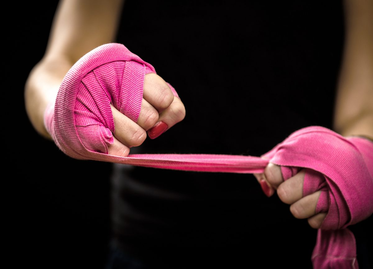 Hand Wraps for Fitness Resolutions