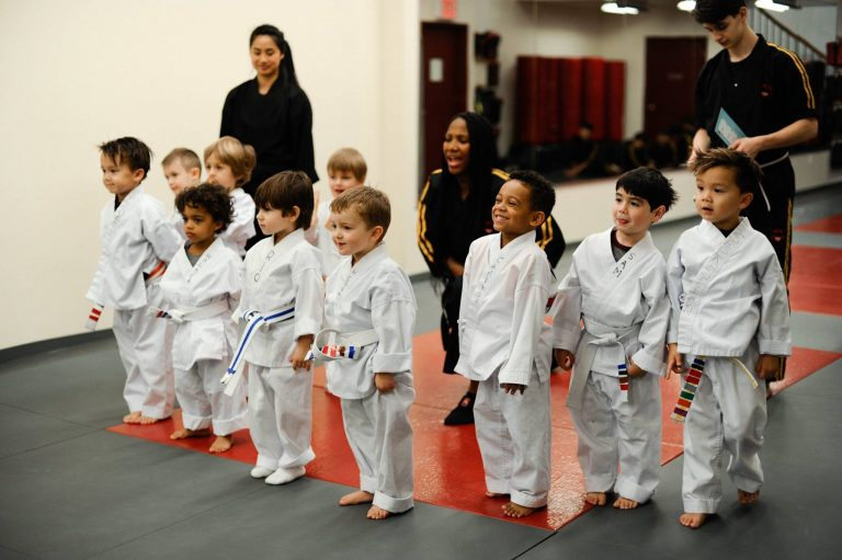 After School Martial Arts Graduation
