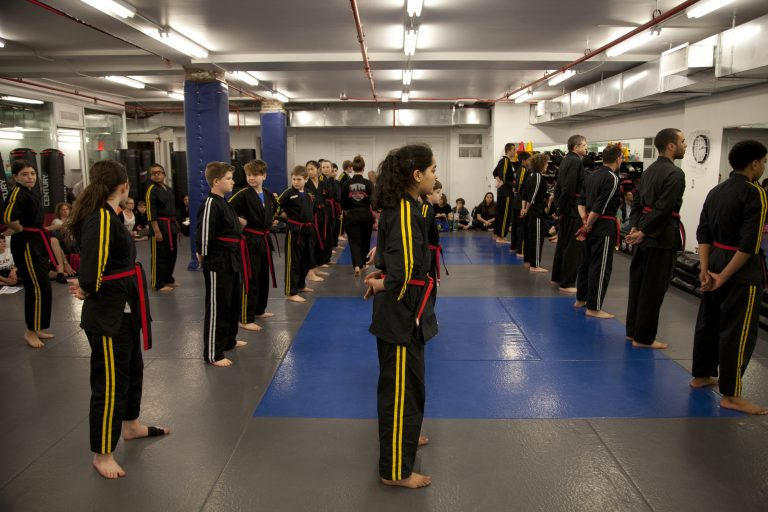 Black Belt Candidates - June 2017