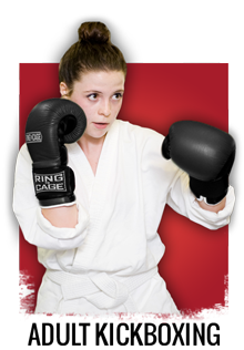 Kickboxing Classes for Adults